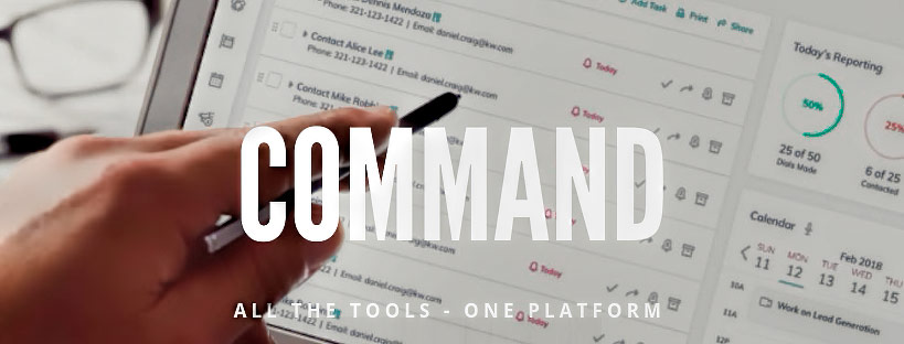 Command - The new CRM from Keller Williams