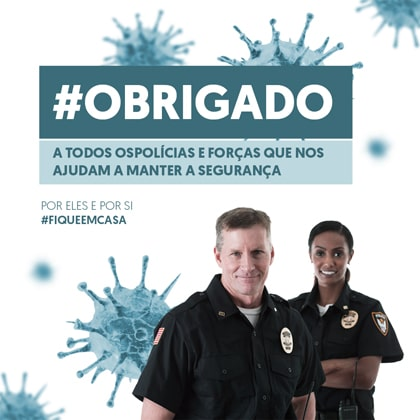 COVID-19 (Coronavirus) - Police, military and private security continue to work during quarantine