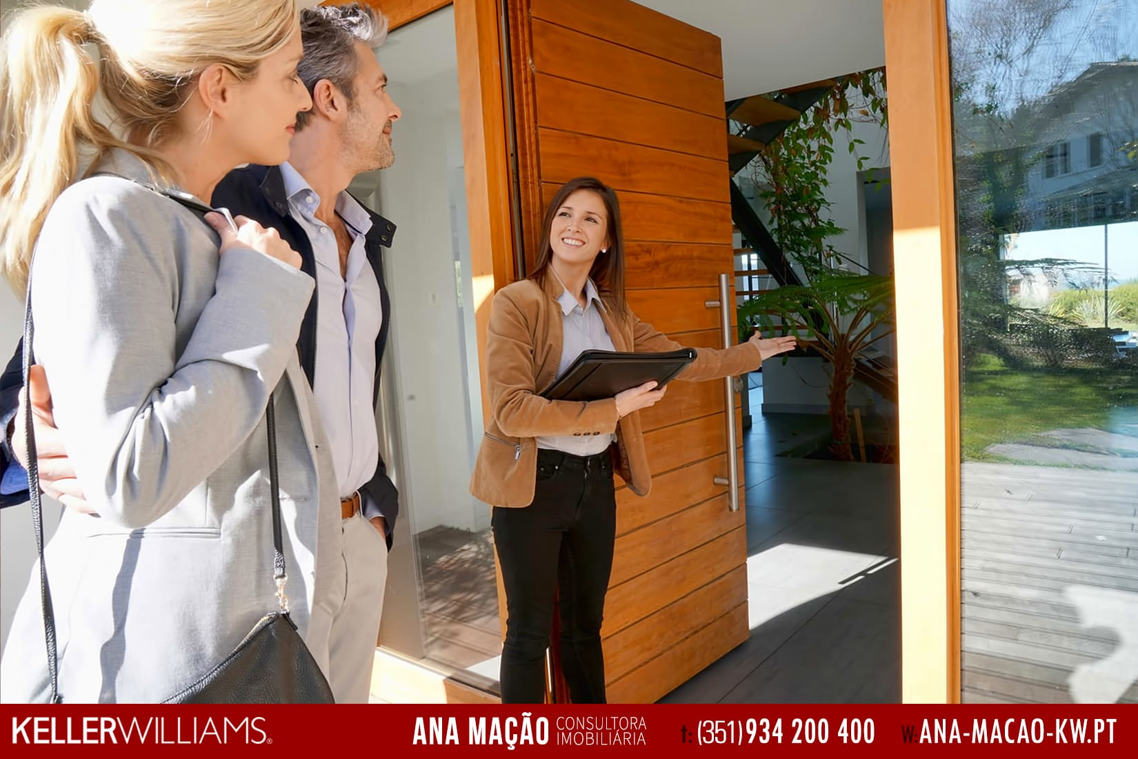 Why sell your home through a real estate agent?