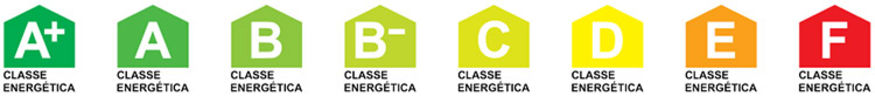 Classes do Certificado Energético