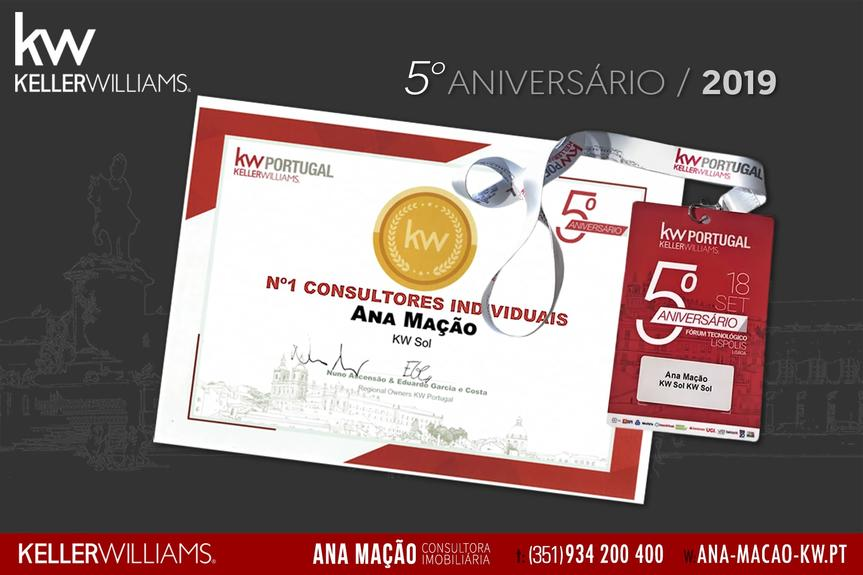 KW Portugal - 5e anniversaire