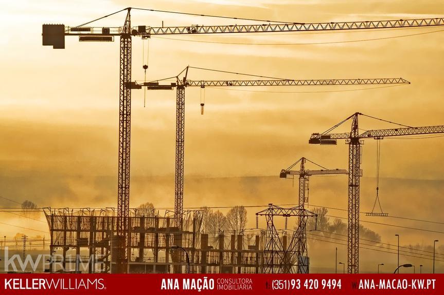 Construção planeia crescer para a periferia de Lisboa e Porto