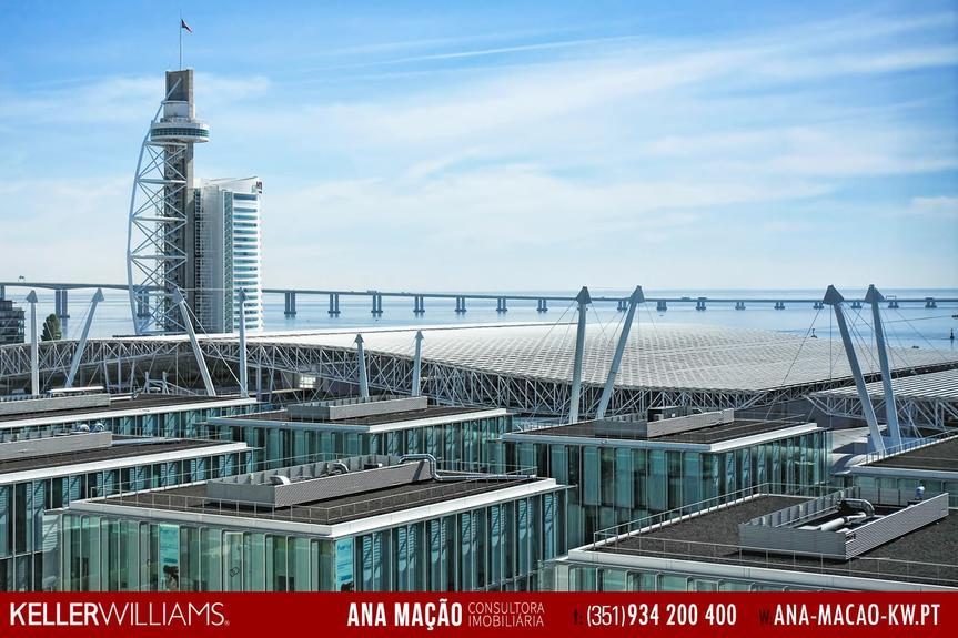 Feira Internacional de Lisboa e Altice Arena duplicam de tamanho