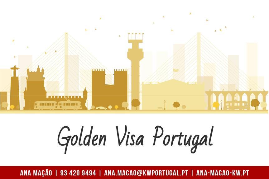 Golden Visa volta a atrair investimentos para Portugal