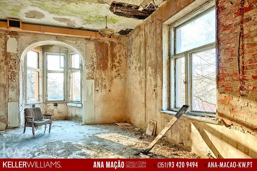 IMI de casas em ruína ou devolutas triplica em 20 autarquias, no próximo ano