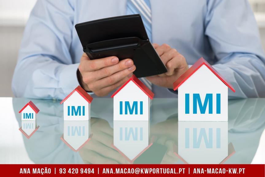 Saiba quais as taxas de IMI para 2021