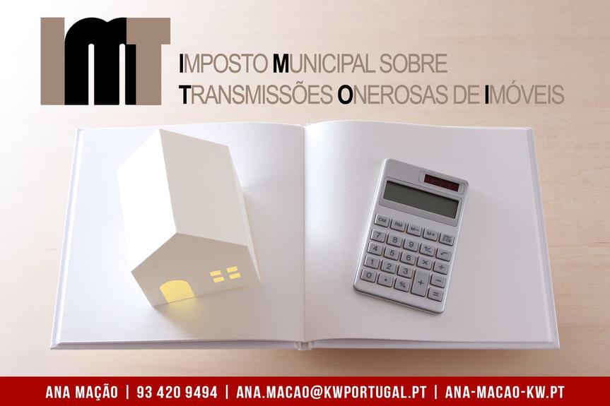 IMT - Imposto Municipal sobre Transmissões Onerosas