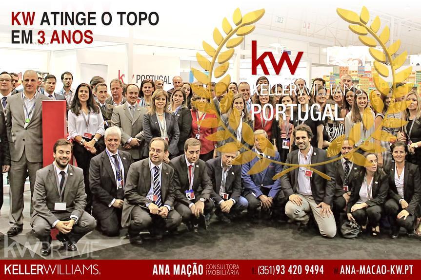 Keller Williams, 3 anos para atingir o topo em Portugal