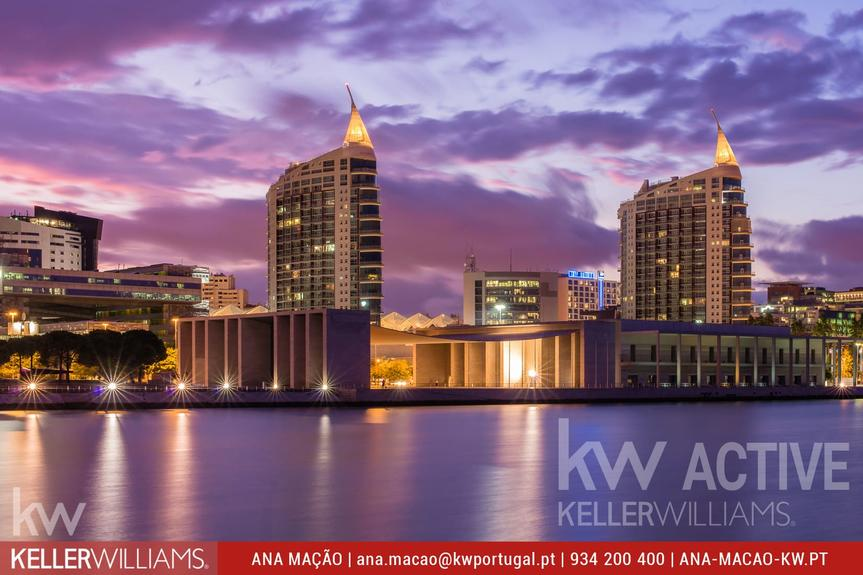 KW Active first Keller Williams Market Center at Parque das Nações