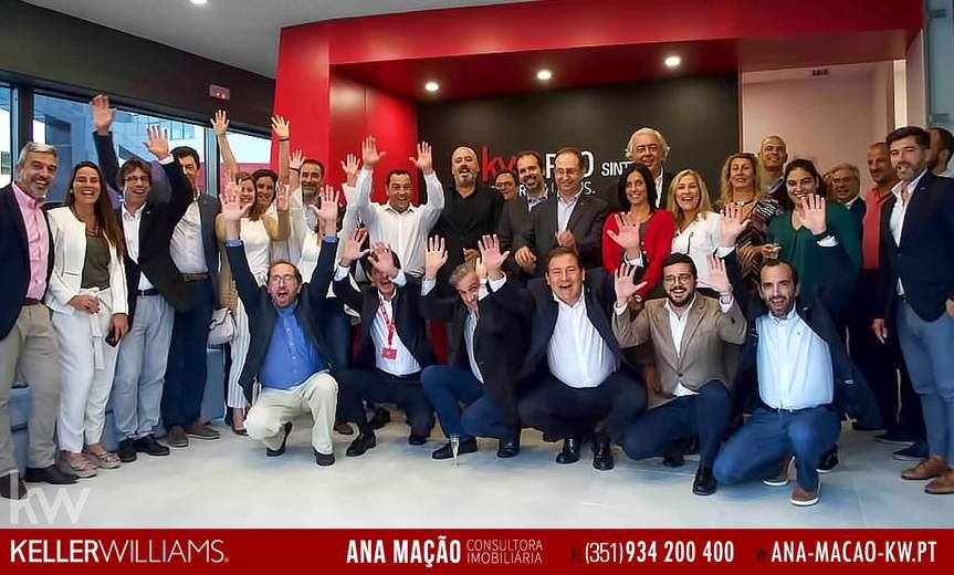 Inauguração oficial da KW Pro - Beloura, Sintra - Foto 1