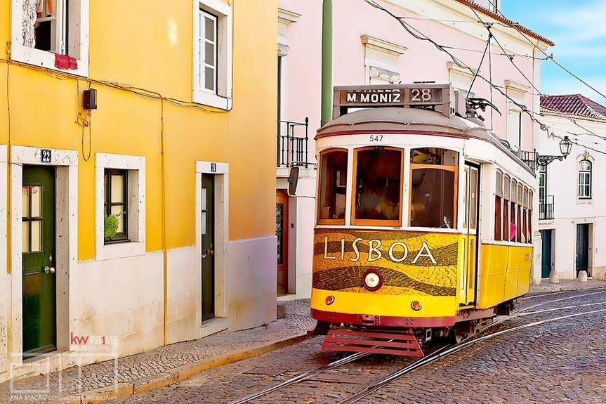 Lisboa, uma cidade atractiva para o investimento imobiliário
