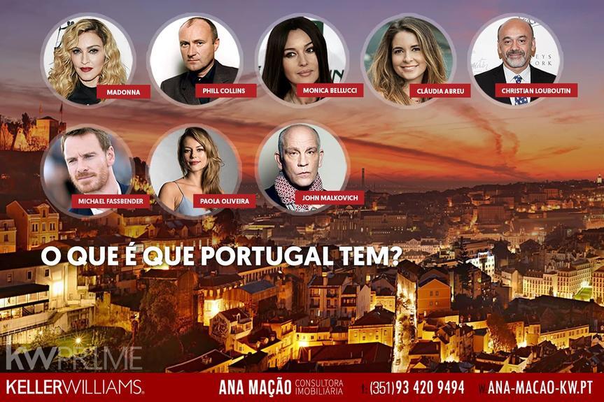 O que é que Portugal tem?