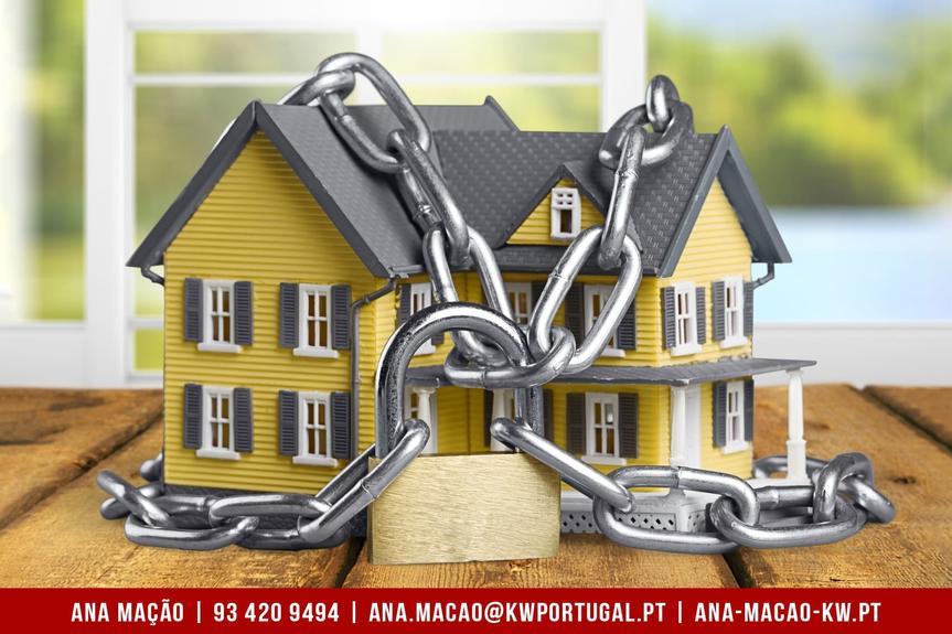 Proteja a sua casa durante as férias