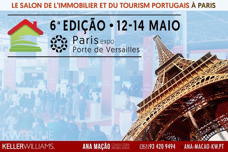Salão do Imobiliário e do Turismo Português (Paris 2017)
