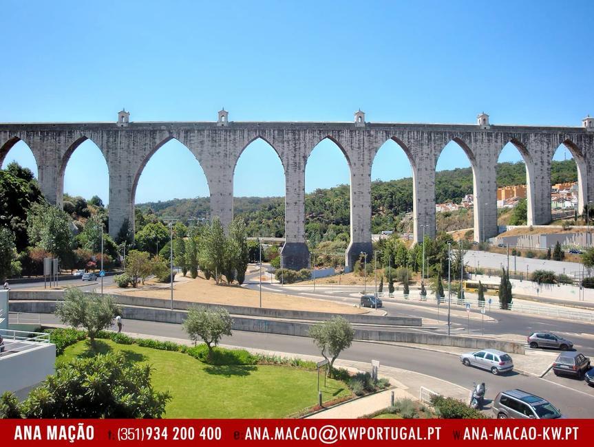 Campolide - Aqueduto das Águas Livres