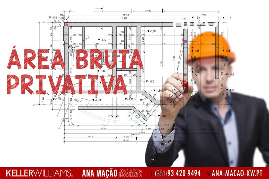 Área Bruta Privativa
