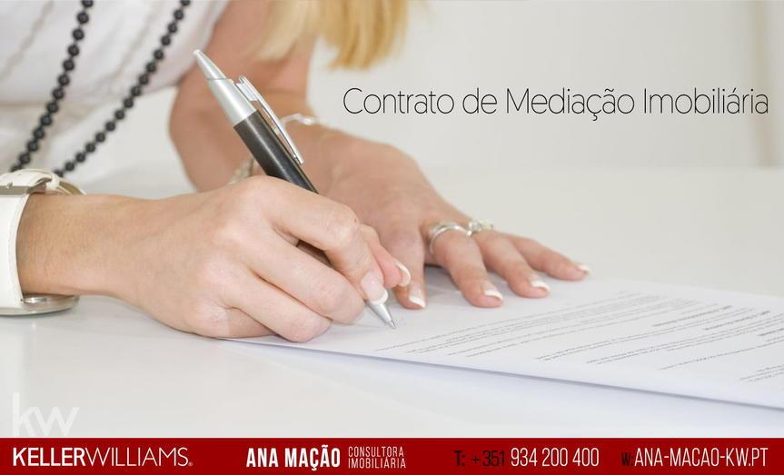 CMI - Contrato de Mediação Imobiliária