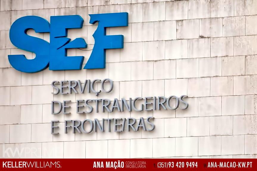 """SEF cria balcão de atendimento especial para acelerar vistos """"gold"""""""