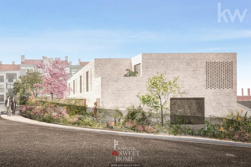 Parede Townhouses, maison de ville T3+1 - Maison D, avec piscine (en option)