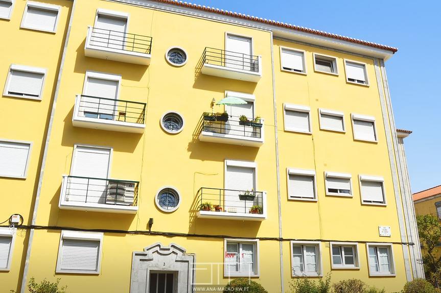 Lisboa - Bairro de Alvalade - Apartamento T4 - Venda