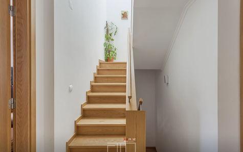 Corredor de acesso ao 2º piso