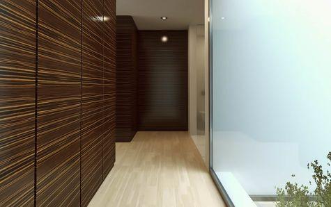 Architecture Project - Corridor