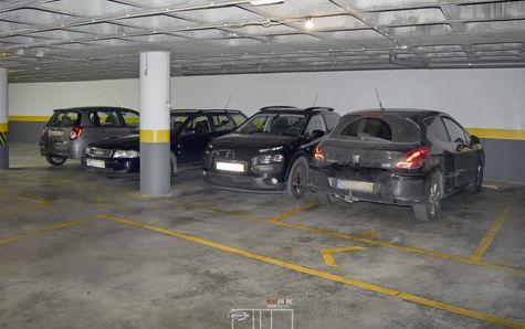 Garagem com 1 lugar de parqueamento