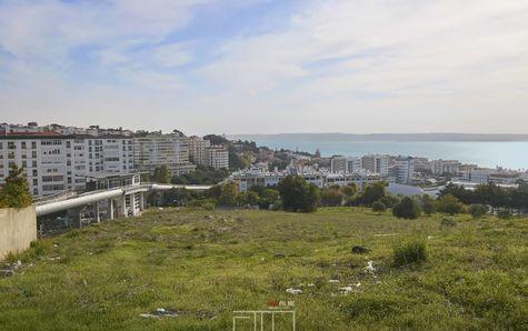 Vista da zona