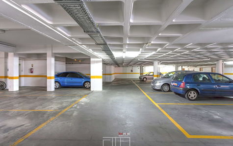 1 Parking space in the private garage of the condominium