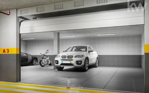 Garage 4 voitures
