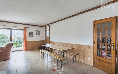 Sala de estar ampla (40m2)