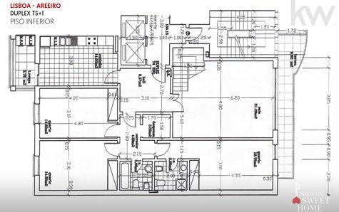 Duplex bottom floor llan