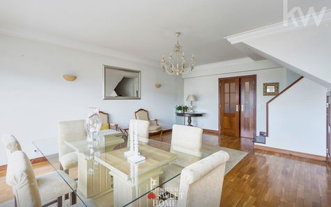 View of the living room (31m2)