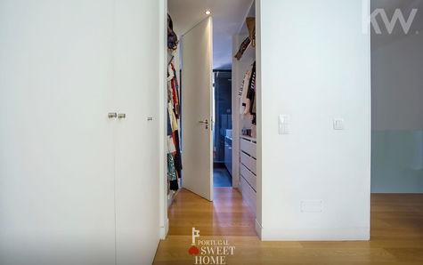 Closet of suite