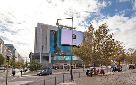 El Corte Inglés Shopping Center