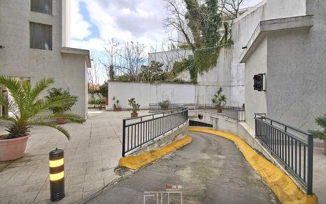 Condo Garage Entry