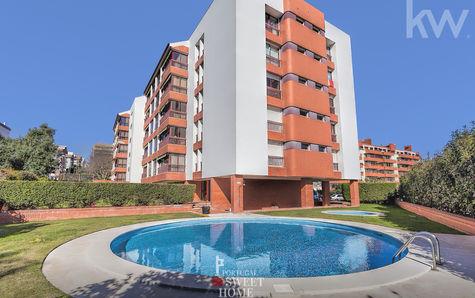 Condominium Pool View