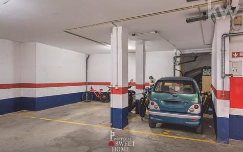 2 Lugares de estacionamento na garagem do condomínio