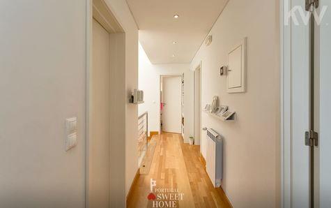 Corridor au 2ème étage