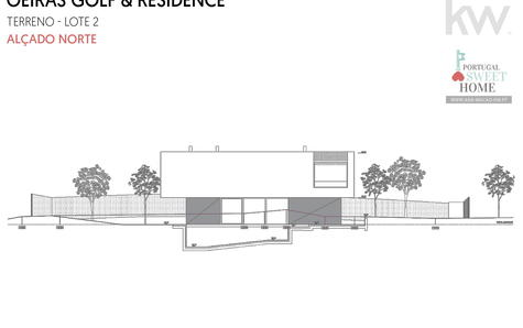 Project - North Elevation