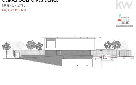 Project - West Elevation