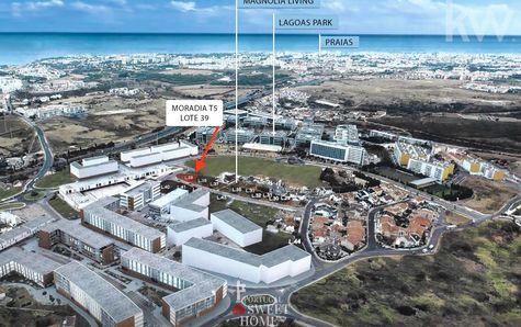 Localisation de la maison et vue sur le Magnólia Oeiras Living