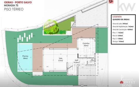 Floor plan (120m2)