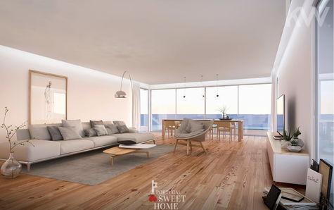 Grand salon avec vue sur la mer (51m2)