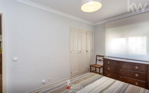 Master bedroom's view
