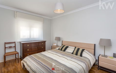 Master bedroom (12.5 m2)