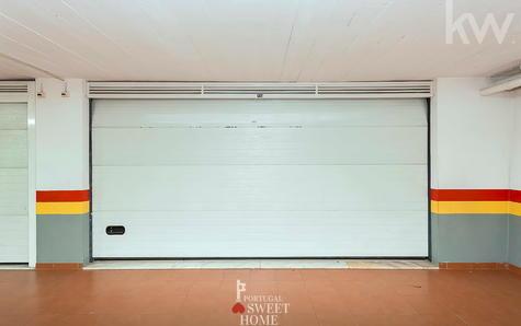 Garage fermé de 50 m2