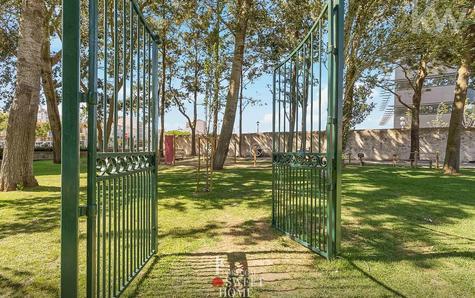 Entrance to Jardim da Alagoa