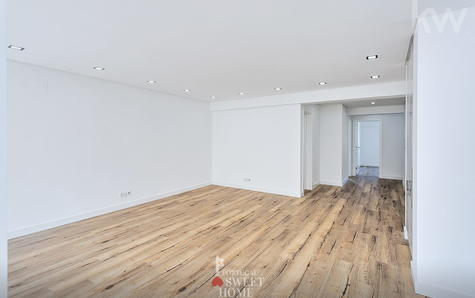 69 m² Open Space Living Room