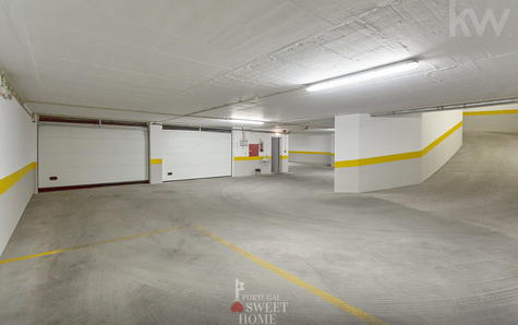 Garage for 2 cars
